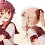 ゆるゆりの綾乃ちゃんが京子とは絶対に結ばれないのかと思うと動悸がして生活もままならない