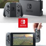 任天堂、新型ゲーム機「ニンテンドースイッチ」発表 携帯、据え置きが併用可能