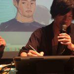 【朗報】ドヤ顔ダブルソード先生こと岸田メル、野獣先輩を描く