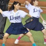 【画像】新田恵海さんの投球フォームwwwwwww