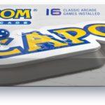 CAPCOMが、自宅がゲーセンになるアーケード機器を発表