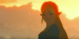 【画像】任天堂スイッチのから発売のゼルダ姫がこらちwwwwwwwwwwwwwwww