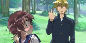 咲とかいうアニメの京ちゃんって良いポジションだよな